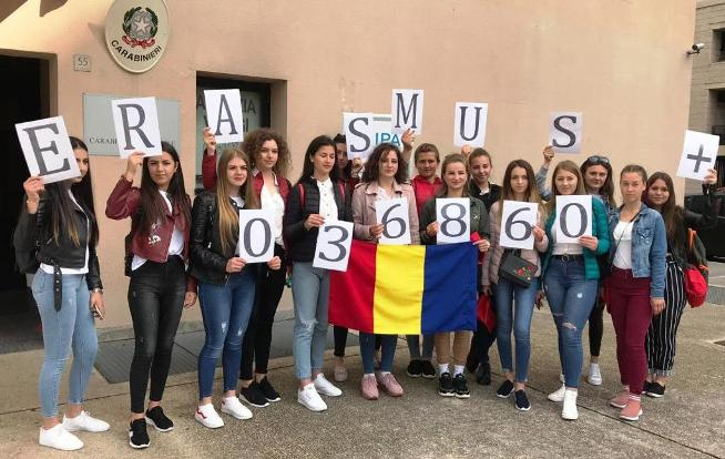 START FLUX 2 PROIECT ERASMUS -